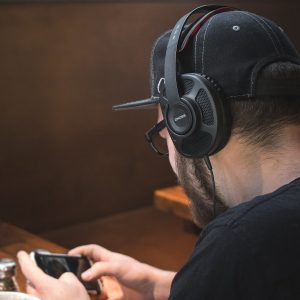 Back Headphones for Gaming Review