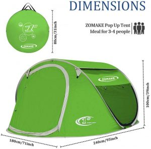 Best Pop Up Tent